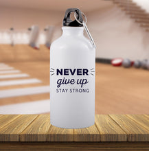 personalized printed bottle