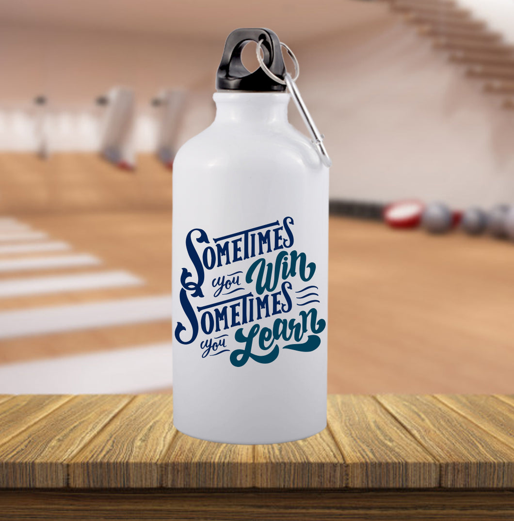 Printed Aluminium Sipper Bottle 750ML - SB015
