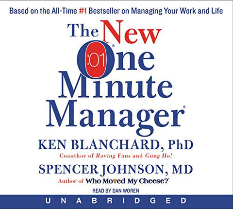 The New One Minute Manager CD