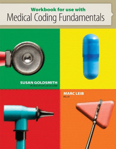 Workbook for use with Medical Coding Fundamentals