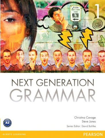 Next Generation Grammar 1 with MyEnglishLab