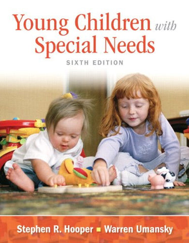 Young Children With Special Needs, Pearson eText with Loose-Leaf Version -- Access Card Package (6th Edition)