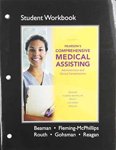 Workbook for Pearson's Comprehensive Medical Assisting