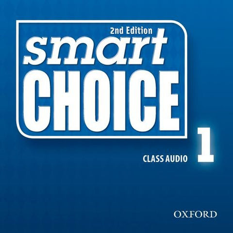 Smart Choice 2e Class Audio CD 1