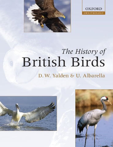 The History of British Birds (Oxford Ornithology)