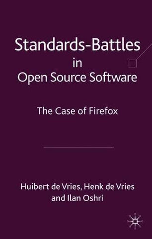 Standards-Battles in Open Source Software: The Case of Firefox