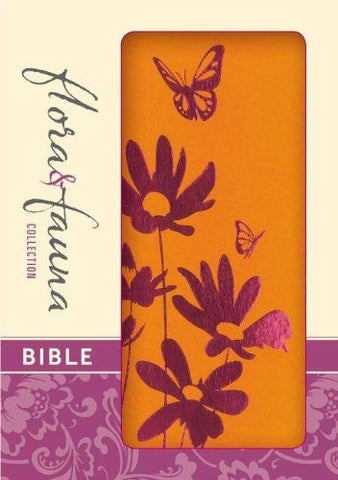 NIV Flora and Fauna Collection Bible, Compact (Flora & Fauna Collection)
