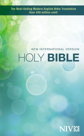 NIV, Holy Bible, Paperback
