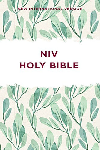 NIV, Outreach Bible, Paperback