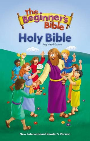 NIrV Beginner's Bible Holy Bible, Hardcover: Anglicised Edition