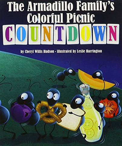 OPENING THE WORLD OF LEARNING 2011 LITTLE BIG BOOK 09 6-PACK THE        ARMADILLO FAMILYS COLORFUL PICNIC COUNTDOWN GRADE PRE-K