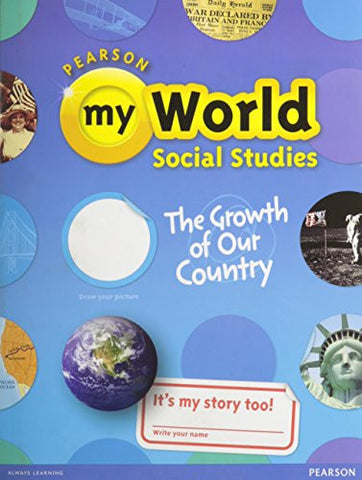 SOCIAL STUDIES 2013 STUDENT EDITION (CONSUMABLE) GRADE 5B