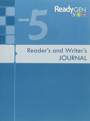 READYGEN 2014 NEW YORK CITY READERS & WRITERS JOURNAL GRADE 5