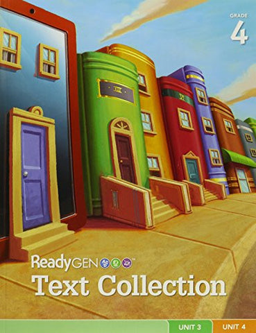 READYGEN 2014 TEXT COLLECTION GRADE 4 VOLUME 2