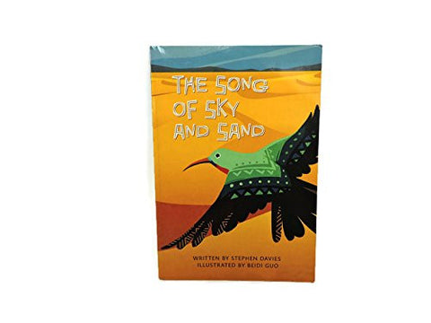 THE SONG OF SKY & SAND (PAPERBACK) COPYRIGHT 2016