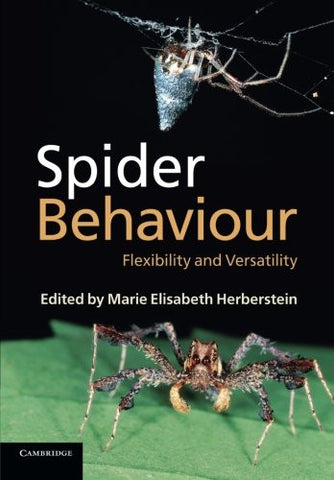Spider Behaviour: Flexibility and Versatility