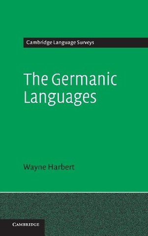 The Germanic Languages (Cambridge Language Surveys)