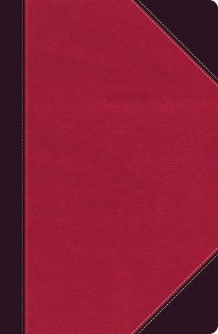 NKJV, Ultraslim Reference Bible, Imitation Leather, Pink, Indexed, Red Letter Edition
