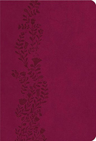 NKJV, Ultraslim Bible, Imitation Leather, Red, Indexed (Classic)