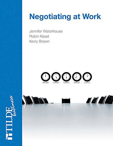 Negotiating at Work (Tilde Business)