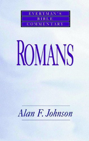 Romans- Everyman's Bible Commentary (Everyman's Bible Commentaries)