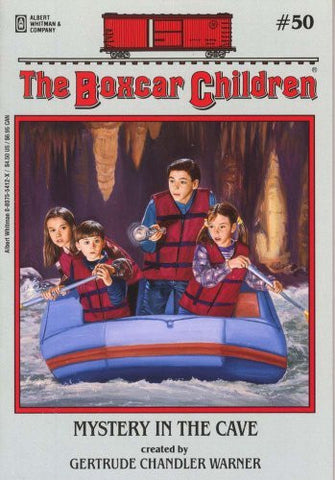 The Mystery in the Cave (The Boxcar Children Mysteries #50)