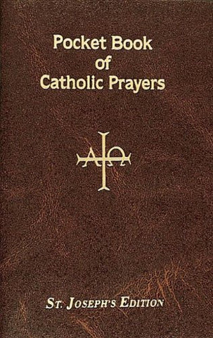 Pocket Book of Catholic Prayers (Pocket Book Series)