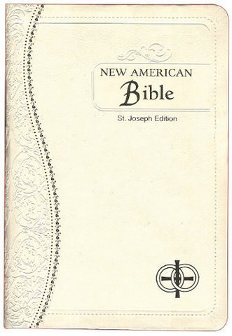 Saint Joseph Medium Bible-NABRE