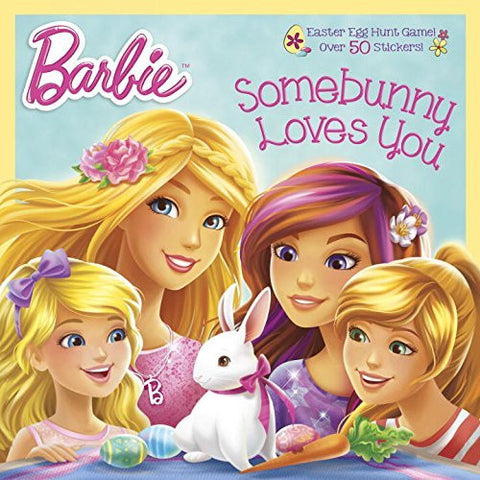 Somebunny Loves You (Barbie) (Pictureback(R))