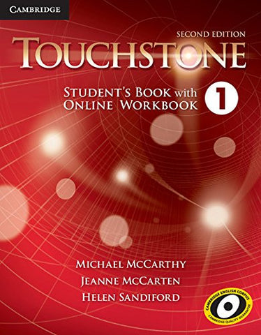 Touchstone Level 1, Student's Book & Online Workbook