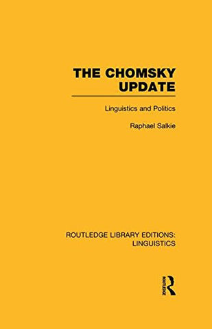 The Chomsky Update (Routledge Library Editions: Linguistics)
