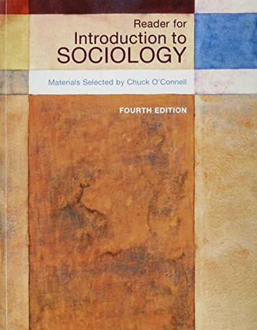 Reader for Introduction to Sociology (4th Edition)