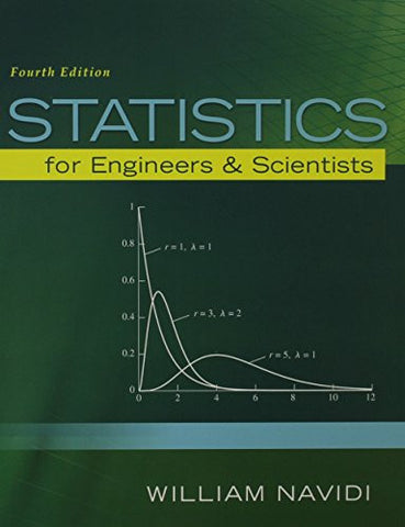 Package: Statistics for Engineers and Scientists with 1 Semester Connect Access Card