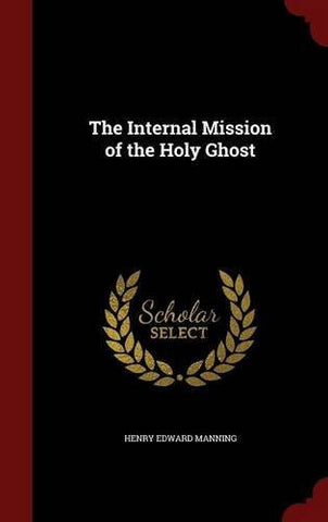 The Internal Mission of the Holy Ghost