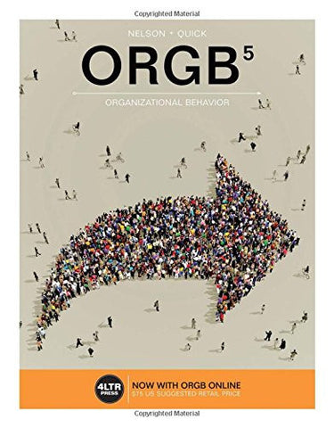 ORGB  (with Online, 1 term (6 months) Printed Access Card) (New, Engaging Titles from 4LTR Press)