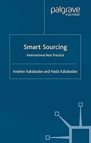 Smart Sourcing: International Best Practice