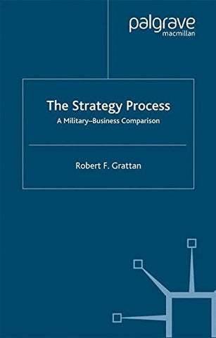 The Strategy Process: A Military-Business Comparison