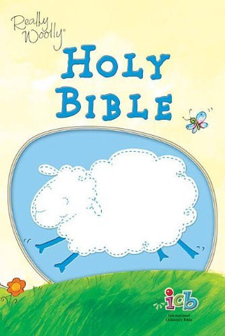Really Woolly Holy Bible: Children's Edition - Blue