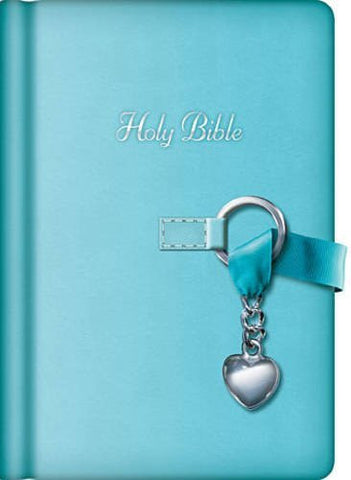 Simply Charming Bible: Charm Bible Blue Edition