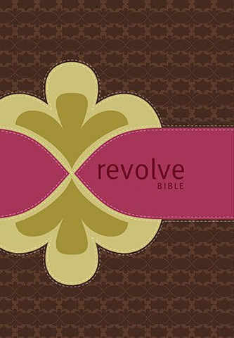 NCV, Revolve Bible, Imitation Leather, Brown: The Perfect Bible for Teen Girls
