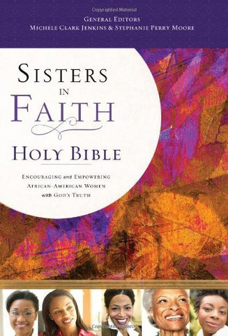 Sisters in Faith Holy Bible, KJV (Signature)
