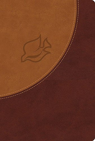 NIV, New Spirit-Filled Life Bible, Imitation Leather, Tan/Brown: Kingdom Equipping Through the Power of the Word (Signature)