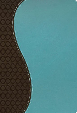 NKJV, The Woman's Study Bible, Imitation Leather, Turquoise, Indexed