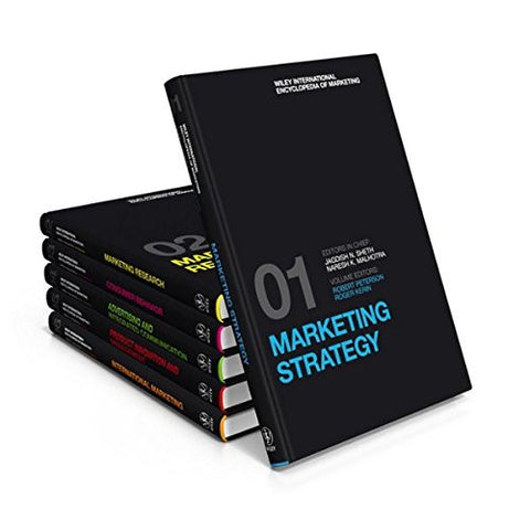 Wiley International Encyclopedia of Marketing