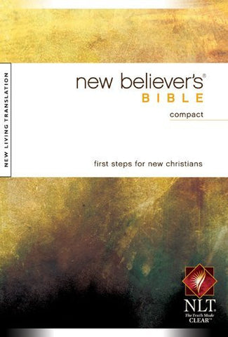 New Believer's Bible Compact NLT: Make the Connection (New Believer's Bible: Nltse)