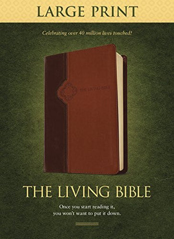 The Living Bible Large Print Edition, TuTone