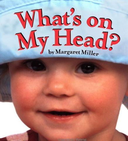 What's On My Head? (Look Baby! Books)