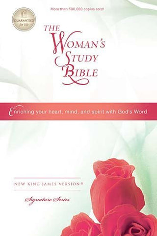 NKJV, The Woman's Study Bible, Hardcover, Multicolor (Signature)