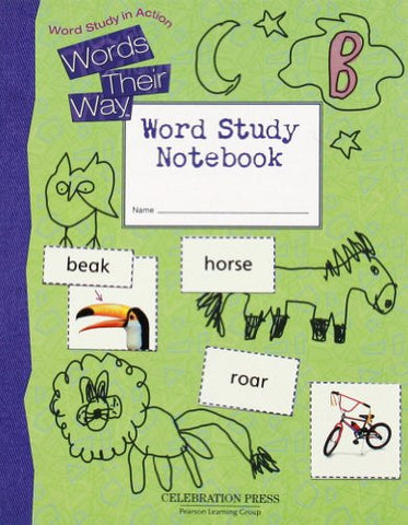 WORDS THEIR WAY: WORD STUDY IN ACTION HOME SCHOOL BUNDLE GRADE 2 2005C