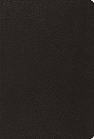 The Psalms, ESV (Black)